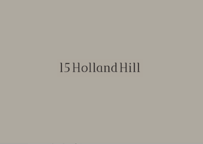 15 Holland Hill
